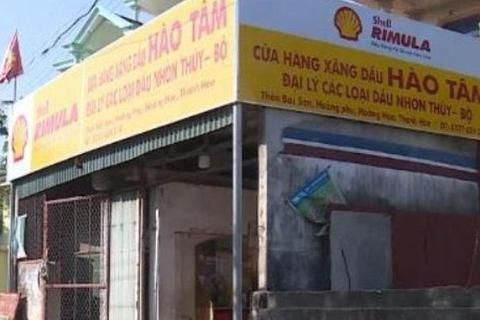 Thanh Hoá: Kinh hãi hàng trăm cây xăng, cột xăng, trụ bơm không phép!