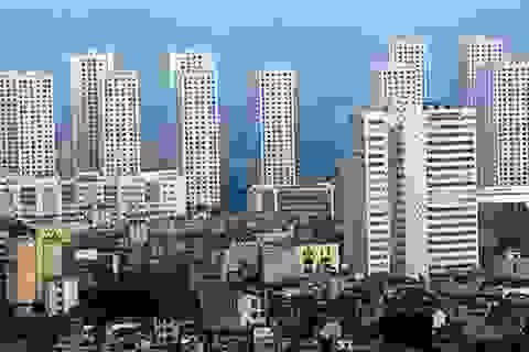 Thị trường Hà Nội dịch chuyển sang phân khúc trung cấp, căn hộ hạng sang quay trở lại