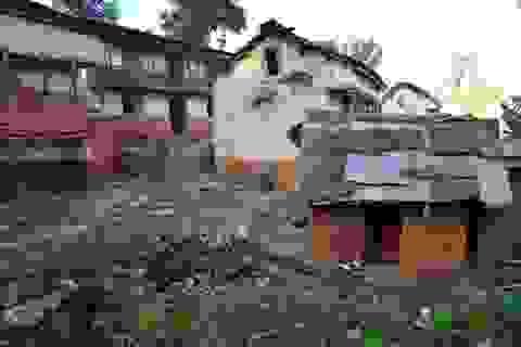 """Ba mẹ con Nepal chết thảm vì hủ tục ngày """"đèn đỏ"""""""