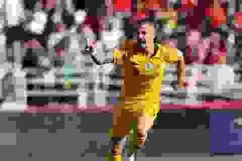 Đánh bại Palestine, Australia có chiến thắng đầu tiên tại Asian Cup 2019