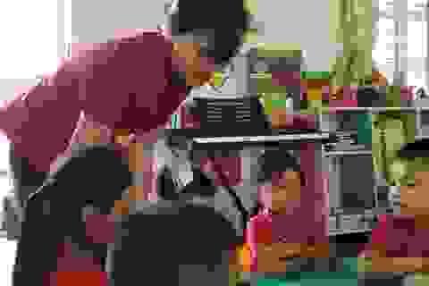 Chuẩn bị chương trình phổ thông mới: Hàng nghìn giáo viên được đào tạo trực tuyến
