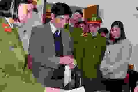 Khởi tố, bắt giam nguyên Phó Trưởng phòng Nông nghiệp huyện Bắc Quang