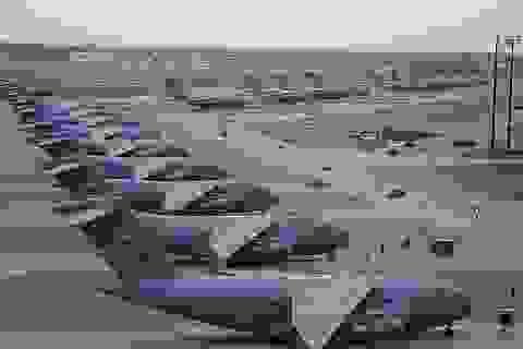 Ấn Độ gây choáng cho Trung Quốc khi đưa được phi đội C-17 lên địa bàn chiến lược