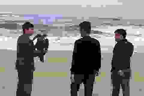 Người dân tự nguyện giao nộp rùa biển quý hiếm thả về tự nhiên