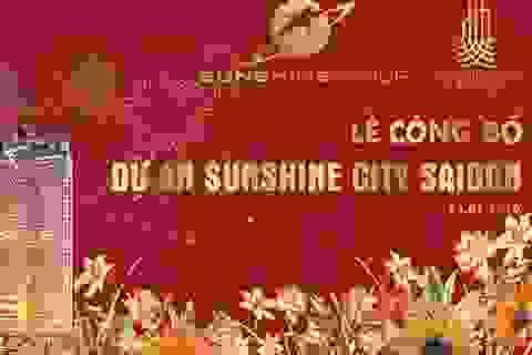 Sunshine City Sài Gòn hút khách trong cơn khát bất động sản cuối năm