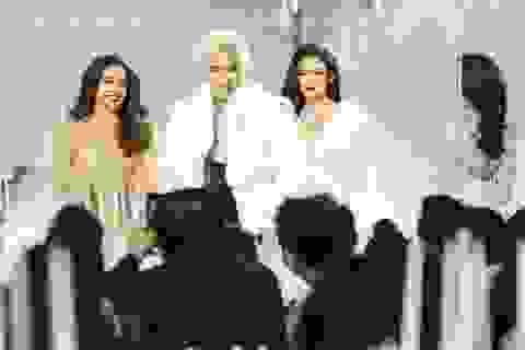 """""""Vẻ đẹp tự do"""" - Nguồn cảm hứng bất tận cho show diễn của NTK Lý Quí Khánh"""