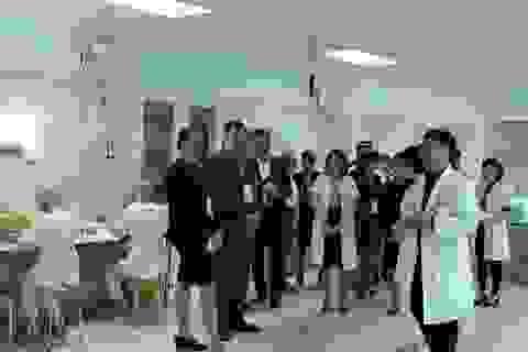 """Bệnh viện phụ sản Hà Nội tổ chức hội nghị quốc tế """"Gây mê hồi sức sản phụ khoa"""""""