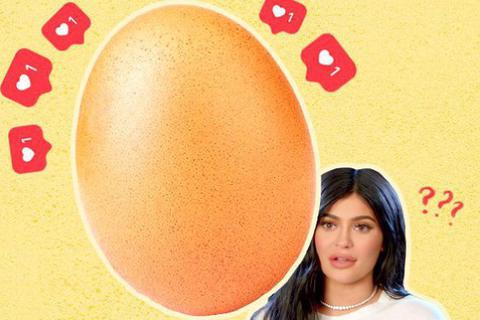 """Ảnh một quả trứng đạt hàng chục triệu """"like"""": Đã đến lúc """"like"""" chẳng còn quan trọng"""