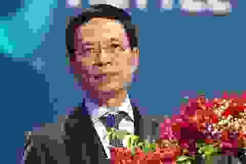 """Bộ trưởng Nguyễn Mạnh Hùng: """"Chấp nhận cái mới, người tài toàn cầu sẽ về Việt Nam"""""""