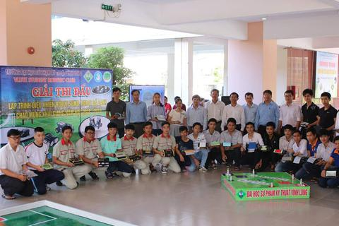 Trường Đại học Sư phạm Kỹ thuật Vĩnh Long đẩy mạnh liên kết và hợp tác với các đối tác lớn