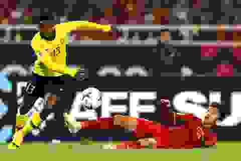 Ngôi sao Malaysia bất ngờ với án phạt nặng sau trận chung kết tại Mỹ Đình
