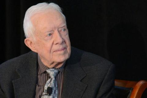 """Cựu Tổng thống Mỹ Jimmy Carter cảnh báo """"chiến tranh lạnh kiểu mới"""" với Trung Quốc"""