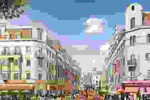 Giải mã những lợi thế chiến lược của Shophouse Europe – Sun Plaza Grand World
