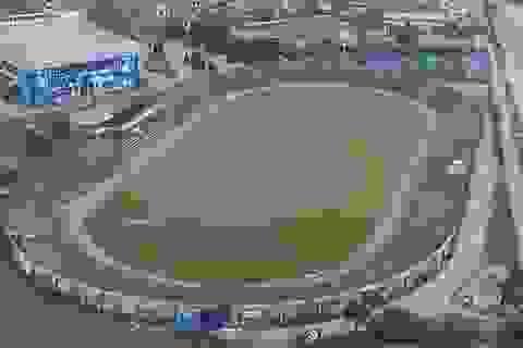 Hà Tĩnh nâng cấp sân vận động theo chuẩn FIFA