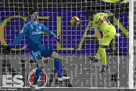Villarreal 2-2 Real Madrid: Trận hòa thất vọng