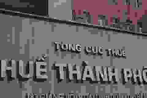 Kết luận nhiều nội dung tố cáo tại Chi cục Thuế quận Thanh Xuân