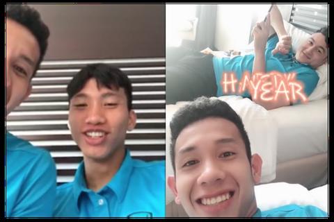 Đồng đội đặt biệt danh mới cho Đặng Văn Lâm sau tin sang Thái Lan thi đấu