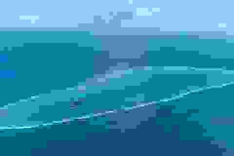Nhật Bản phản đối tàu Trung Quốc khảo sát đảo san hô