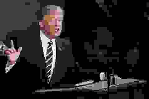 """Chính quyền và quốc hội Mỹ """"đồng tâm hiệp lực"""" gây sức ép với Trung Quốc"""