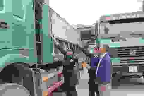 Doanh nghiệp cắt thành thùng và cam kết chạy đúng tải trọng xe tại Nghệ An