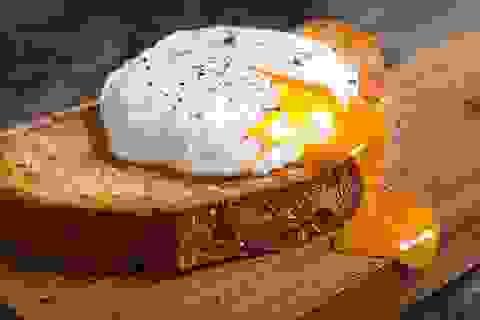 Một quả trứng mỗi ngày làm giảm nguy cơ đái tháo đường týp 2