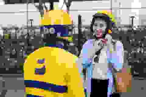 """Ứng dụng gọi xe """"be"""" tặng thêm thu nhập 6,66% và miễn phí 100% đồng phục cho đối tác tài xế beBike"""