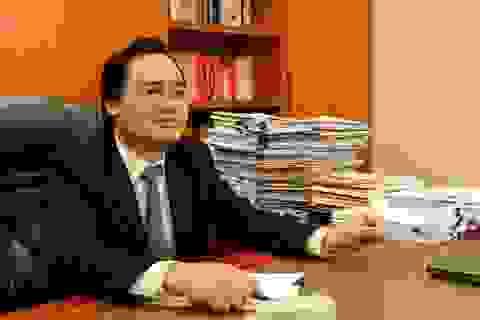 """Bộ trưởng Phùng Xuân Nhạ: """"Tôi không chùn bước"""""""