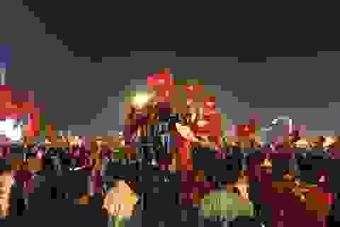 Kêu gọi CĐV Việt Nam ứng xử văn minh khi sang UAE cổ vũ bóng đá