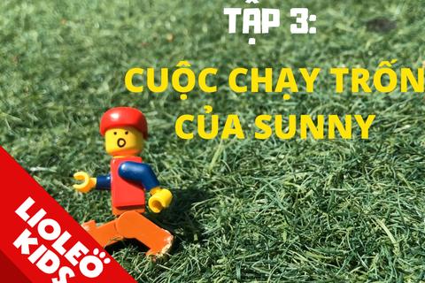 """Tiếng Anh trẻ em: Lego """"mách nhỏ"""" cách thoát hiểm trong gang tấc"""