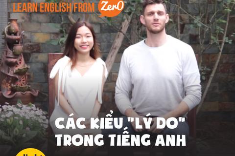 """Học tiếng Anh: Những kiểu """"lý do"""" để từ chối hợp lý nhất"""