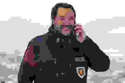 Phó Thủ tướng Italy bị chỉ trích vì mặc áo có phù hiệu cứu hỏa