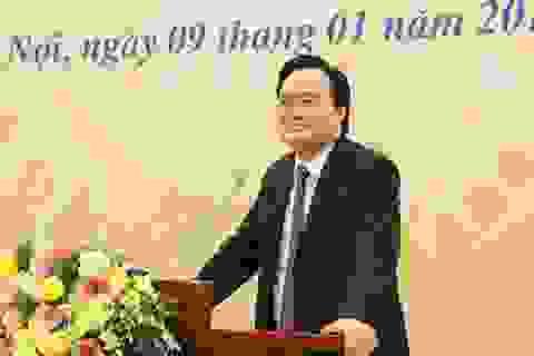 """Bộ trưởng Phùng Xuân Nhạ: """"Các Sở GD&ĐT chia sẻ khó khăn để sớm đổi mới giáo dục phổ thông"""""""