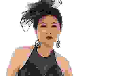 MC Ngọc Tiên duyên dáng dẫn chương trình Hoa hậu