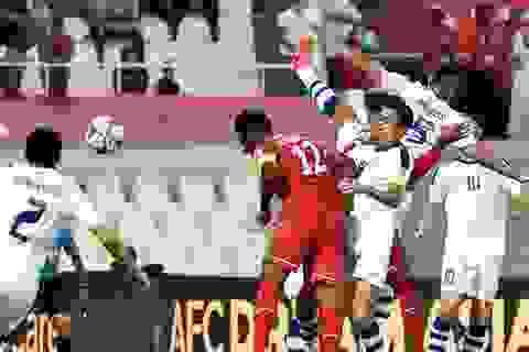 Uzbekistan thắng kịch tính Oman tại bảng F Asian Cup