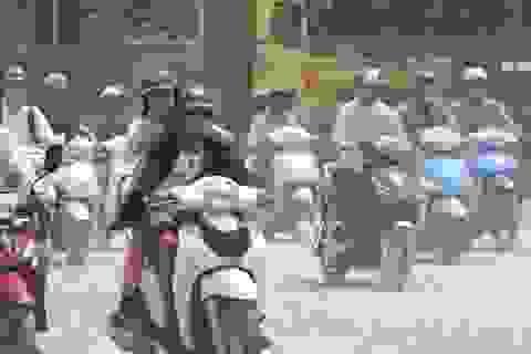 Hà Nội khuyến cáo người dân nên đeo khẩu trang khi ra đường