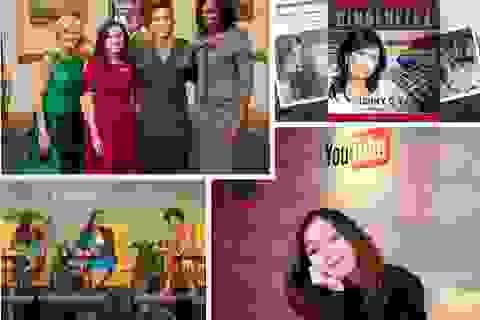 Những phụ nữ gốc Việt thành công ở nước ngoài - Phần 2