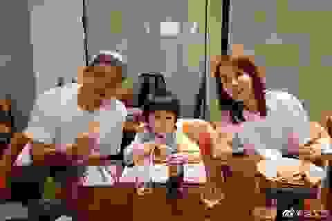 Phạm Văn Phương - Lý Minh Thuận lãng mạn kỷ niệm 10 năm ngày cưới