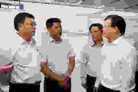 Phó Thủ tướng nói gì với Tổng thầu Trung Quốc về đường sắt Cát Linh - Hà Đông?