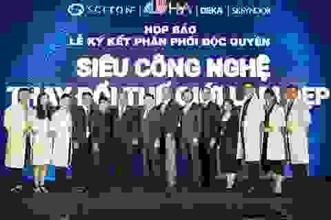 3 đột phá công nghệ hứa hẹn thay đổi thế giới làm đẹp sắp trình làng thẩm mỹ Việt Nam.
