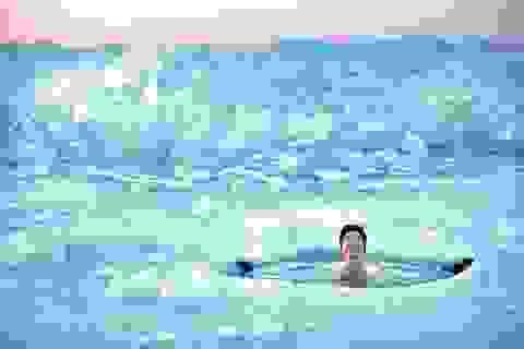 Bơi trong nước lạnh có ích cho sức khỏe?