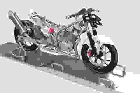 Vẫn là lỗi khung, Suzuki tiếp tục triệu hồi Raider 150