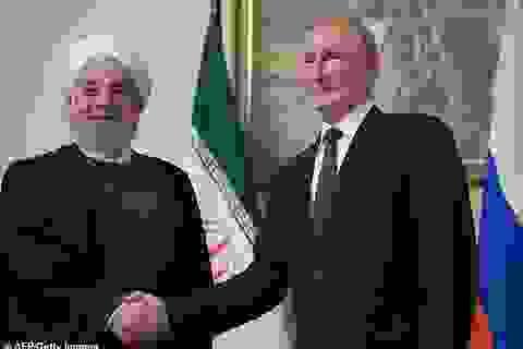 Ông Putin nói không có bằng chứng Iran tấn công nhà máy dầu Ả rập Xê út