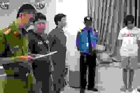 Trinh sát đeo bám hơn nửa năm để bắt 2 vợ chồng buôn ma túy