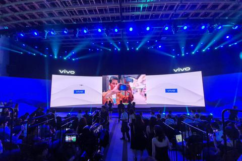 Smartphone Vivo V17 Pro ra mắt ấn tượng với 6 camera phân giải lớn