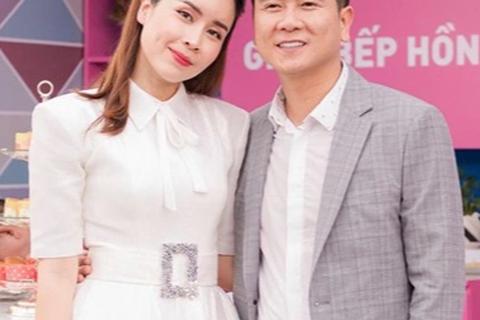 Hồ Hoài Anh lên tiếng trước thông tin ly hôn Lưu Hương Giang