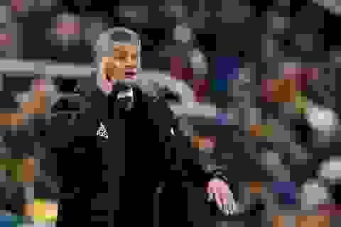 Man Utd đang đối mặt với cuộc chiến trụ hạng tại Premier League