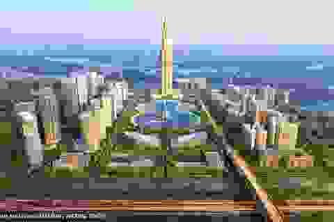 Bất động sản Đông Anh sau khởi công siêu dự án tỷ đô: Lại nỗi lo sốt ảo, thổi giá