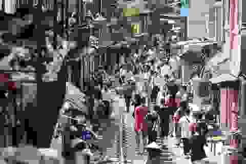 """Từng xảy ra tai nạn thảm khốc ngay sát """"xóm cà phê đường tàu"""" ở Hà Nội"""