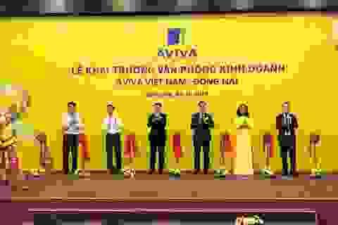 Aviva Việt Nam khai trương văn phòng kinh doanh tại TP. Biên Hòa