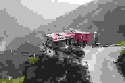 """UNESCO từng khuyến nghị xây điểm dừng chân tại nơi """"mọc"""" Mã Pì Lèng Panorama"""
